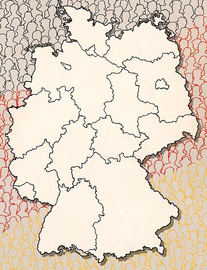 arbeitsblatt vorschule 187 hauptst228dte deutschland lernen